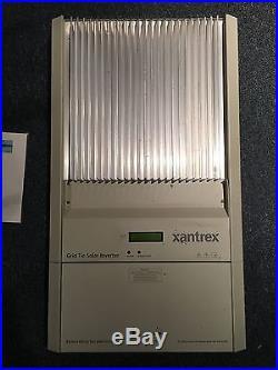 Xantrex Grid Tie Solar Inverter 3000w Grid Tie Inverter
