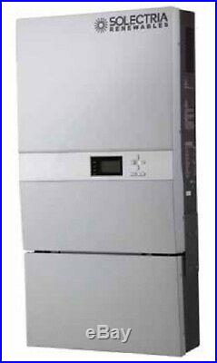 Yaskawa/Solectria PVI-20TL-480, 20kw Gridtie Inverter 480v